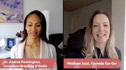 Netværk Interview - Andrea Pennington