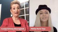 Netværk Interview - Louise Ertmann Baunsgaard
